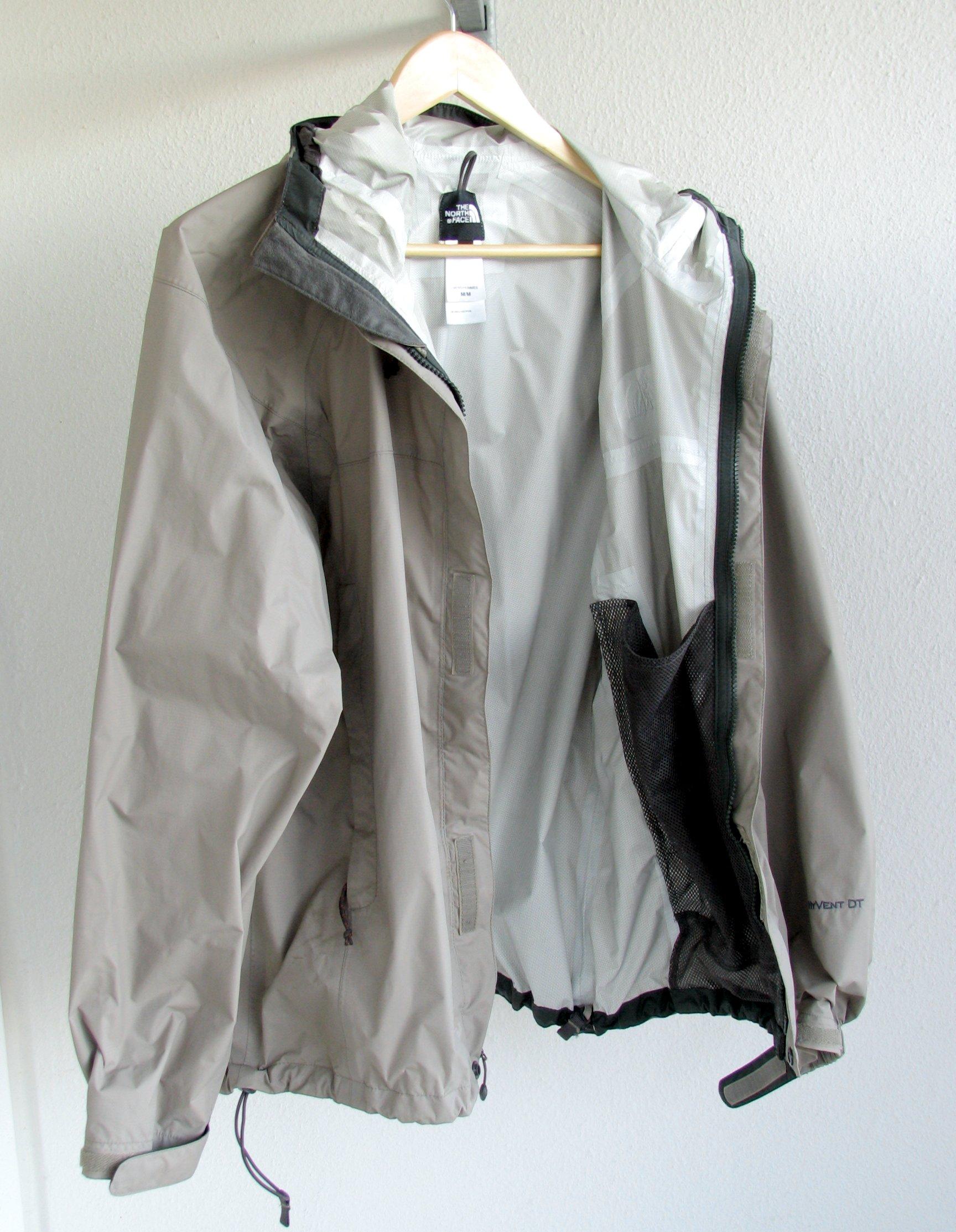 Hard-shell-jacket